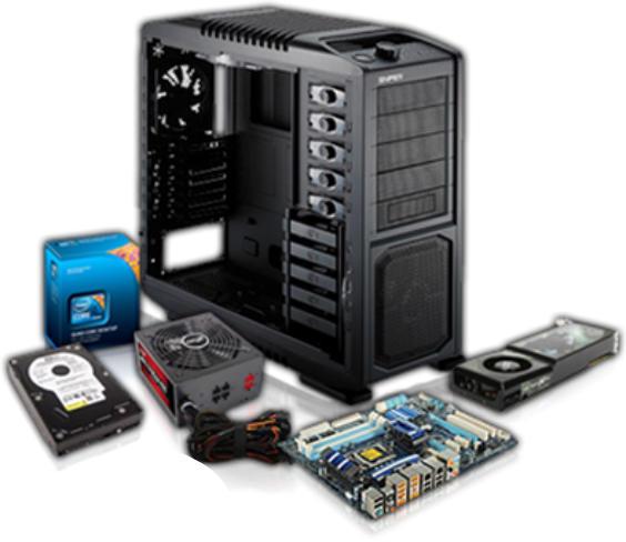 custom build computer systems
